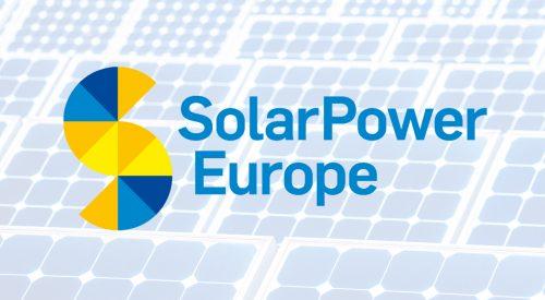 Jesteśmy członkiem SolarPower Europe