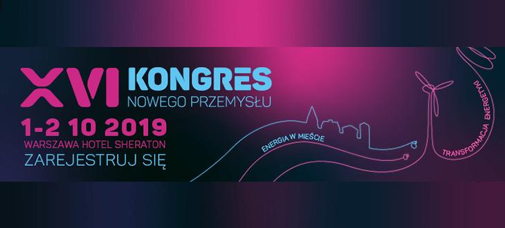 Polskie Stowarzyszenie Fotowoltaiki Partnerem XVI Kongresu Nowego Przemysłu