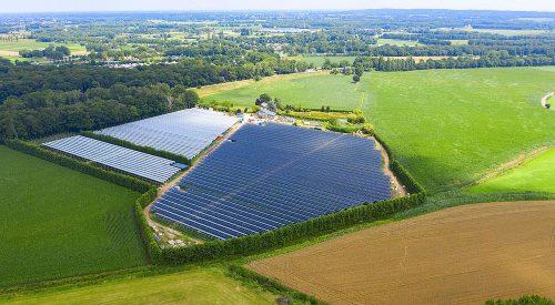 W Holandii uruchomiono największą w Europie farmę AgriPV