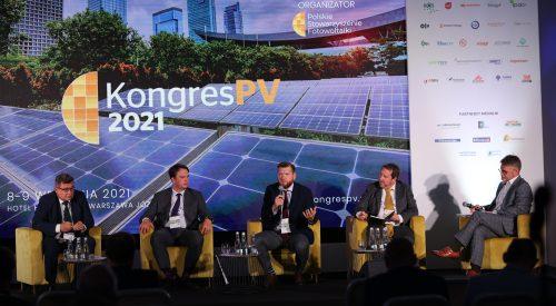 II Kongres Energetyki Słonecznej: Wąskie gardła w sieci, PV a Zielony Ład, europeizacja łańcuchów dostaw